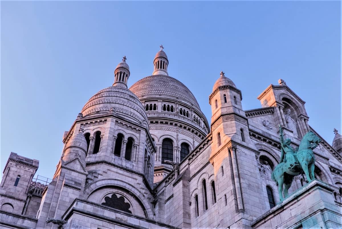 Basilique du Sacre Coeur Paris