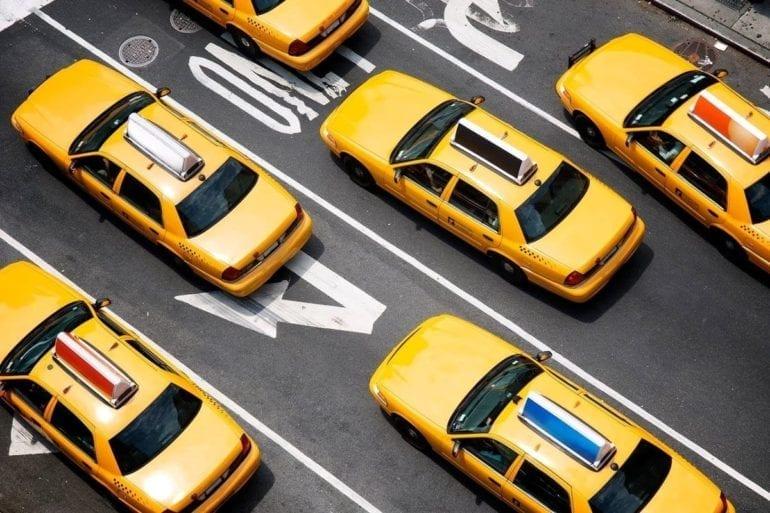 Yellow Cab Story