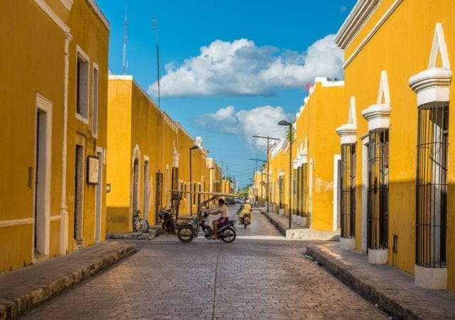 most dangerous cities. Mexico streets.