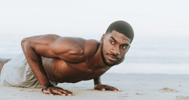 30-Day Push-Up Challenge, get prepared