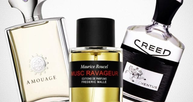 three best fragrances for men