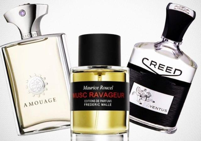 three best fragrances for men