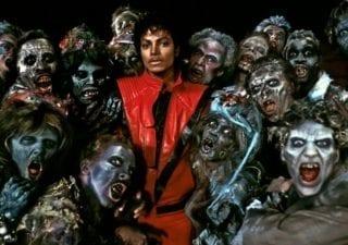 Michael Jackson Thriller cover