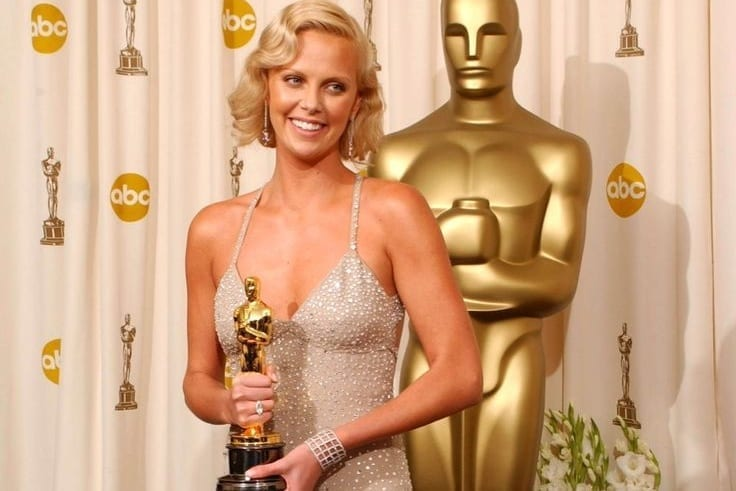 Charlize Theron Oscar won