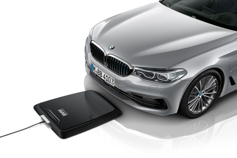 Charging Cars Wirelessly