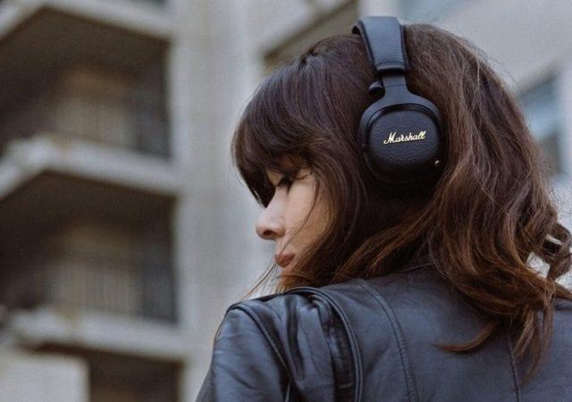 Marshall Mid ANC Headphones Girl