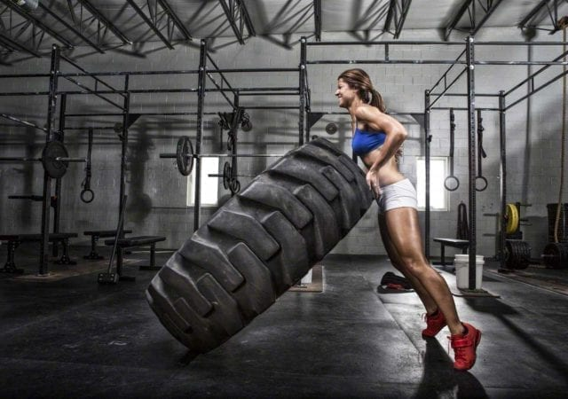CrossFit TireFlit