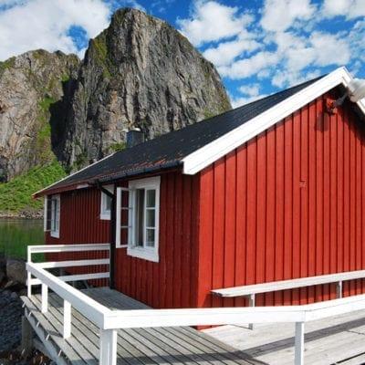 Hamnøy Lofoten Cottage