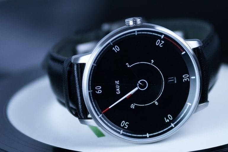 Gauge Instruments Dress Watches For Petrolheads The Man