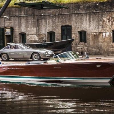 Riva Aquarama & Lamborghini