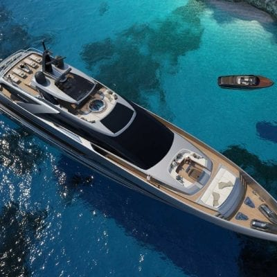 50m Riva superyacht soon to come
