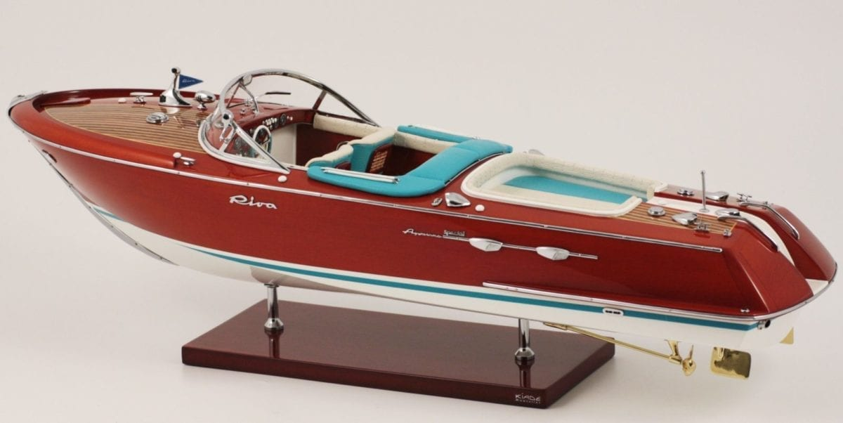 Riva Yachts Aquarama model