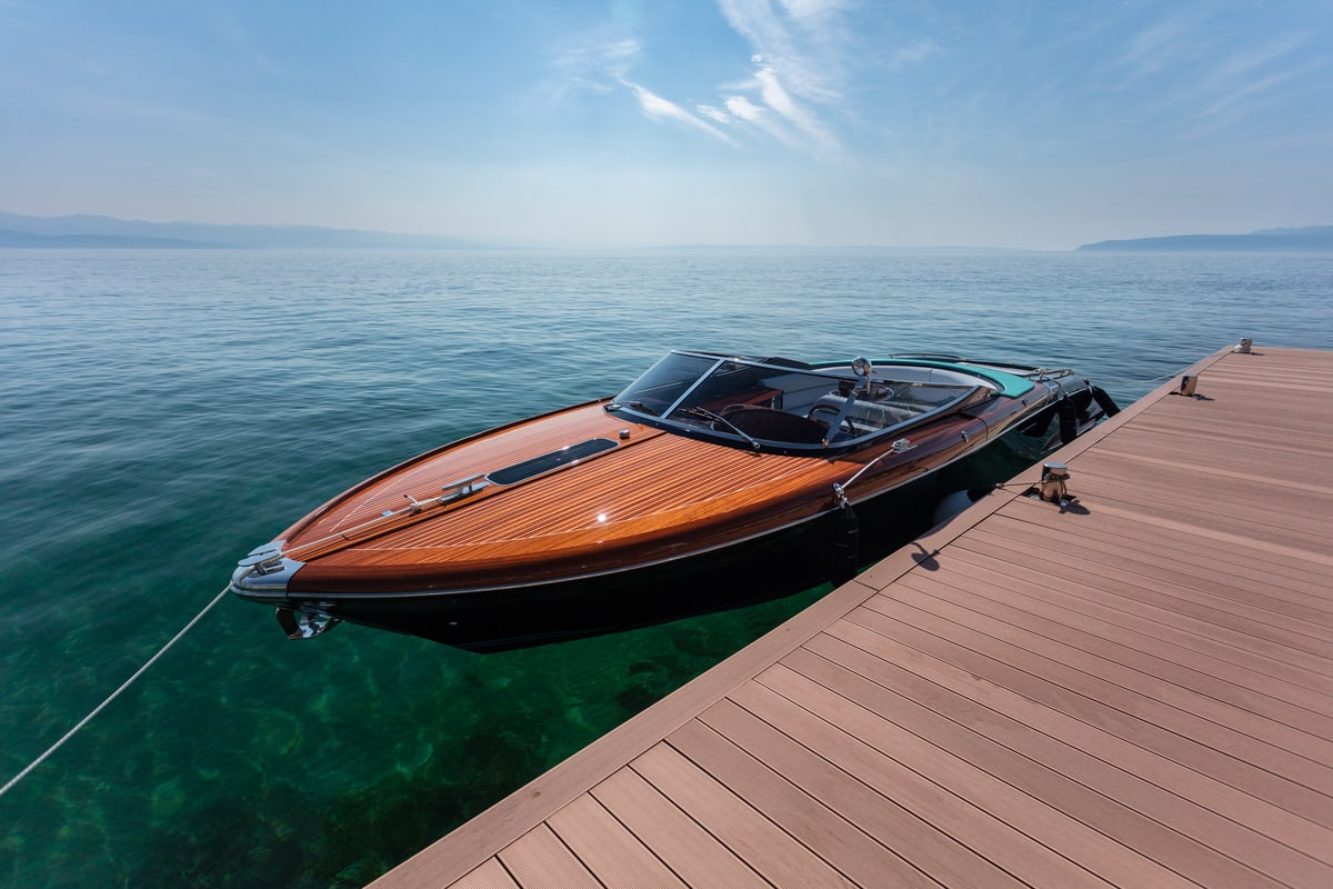 Riva Yacht Luxury and Style