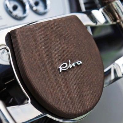 Riva steering wheel