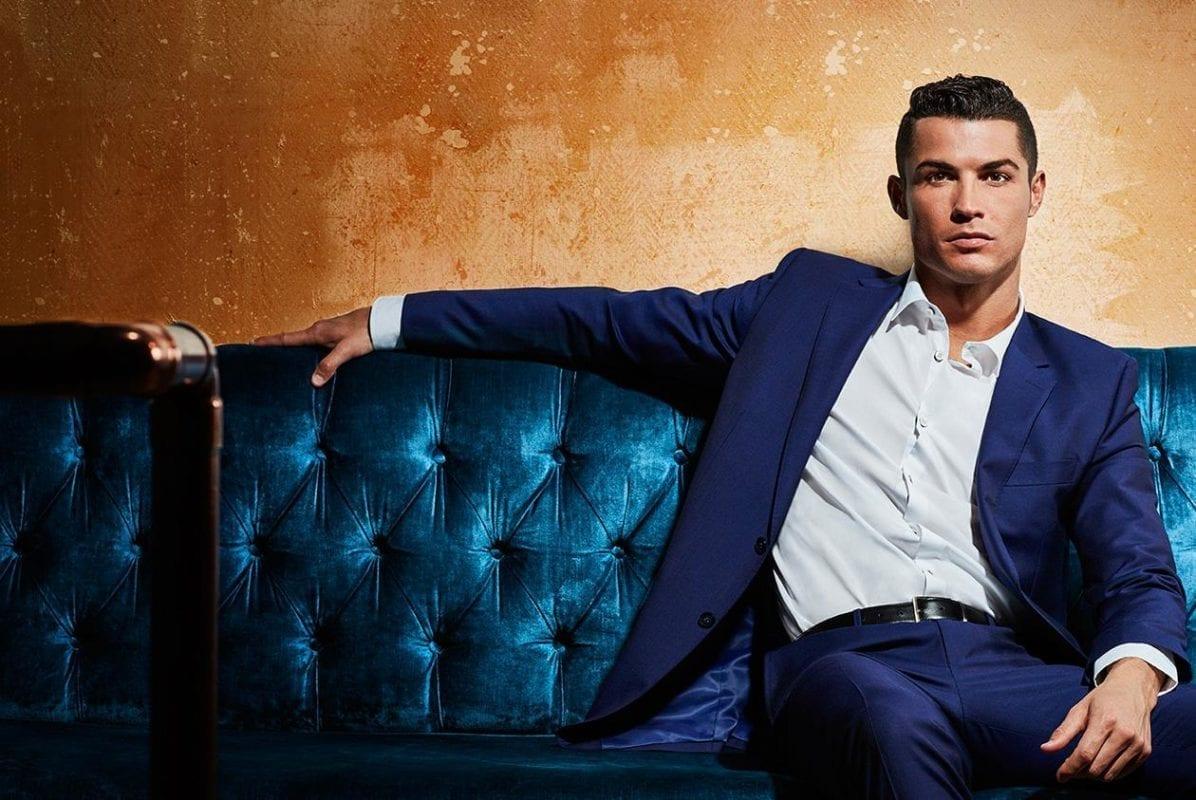 Cristiano Ronaldo Dos Santos Aveiro • The MAN