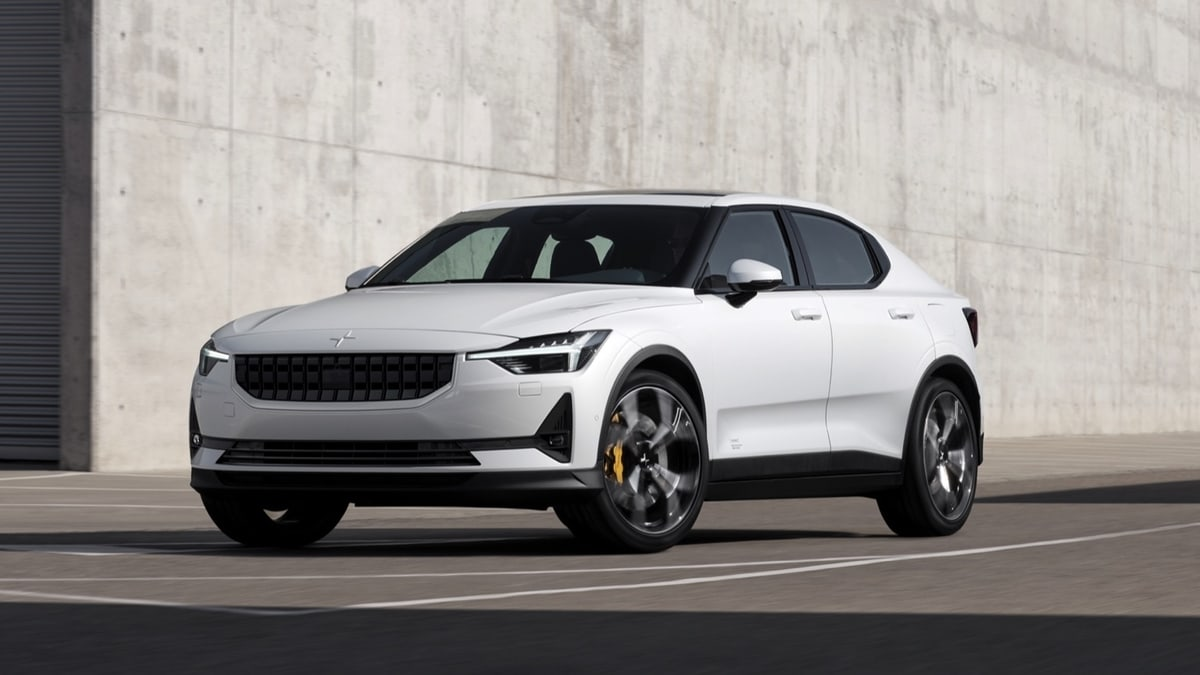 Volvo Polestar 2 is made up of 324 pouch cell batteries from Panasonic