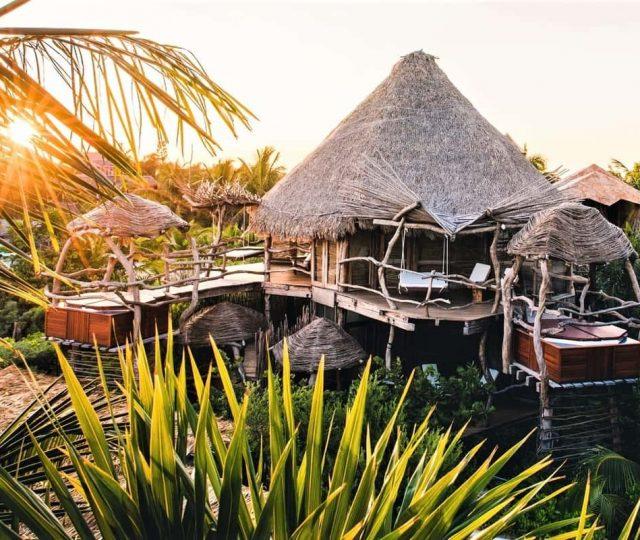 Azulik Tulum resort