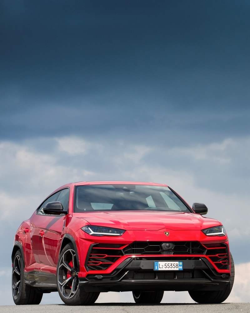 Lamborghini Suv: Lamborghini Urus, Fastest SUV In The World • The MAN