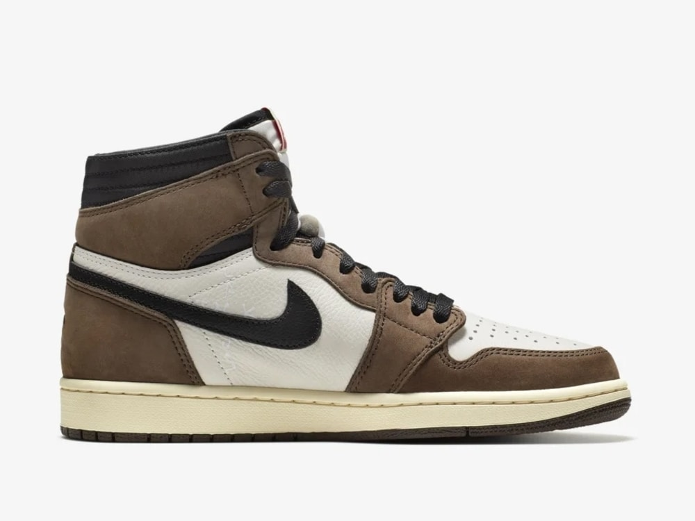 Travis Scott x Nike Air Jordan , Most Popular Sneakers 2019