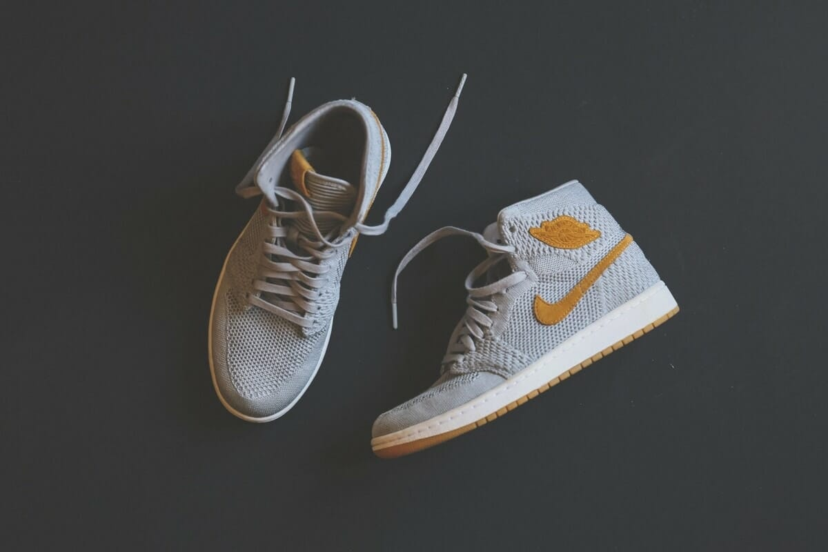 Most popular sneakers 2019