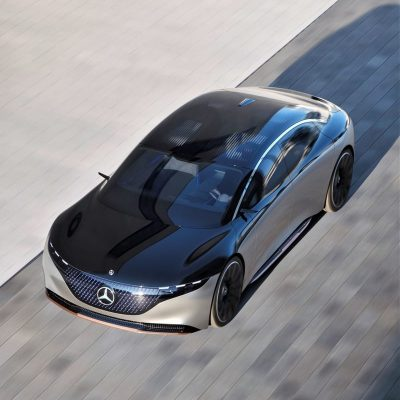2019 Mercedes-Benz Vision EQS