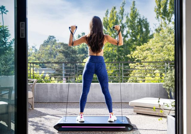 V Form Trainer, The Ultimate Fitness Device