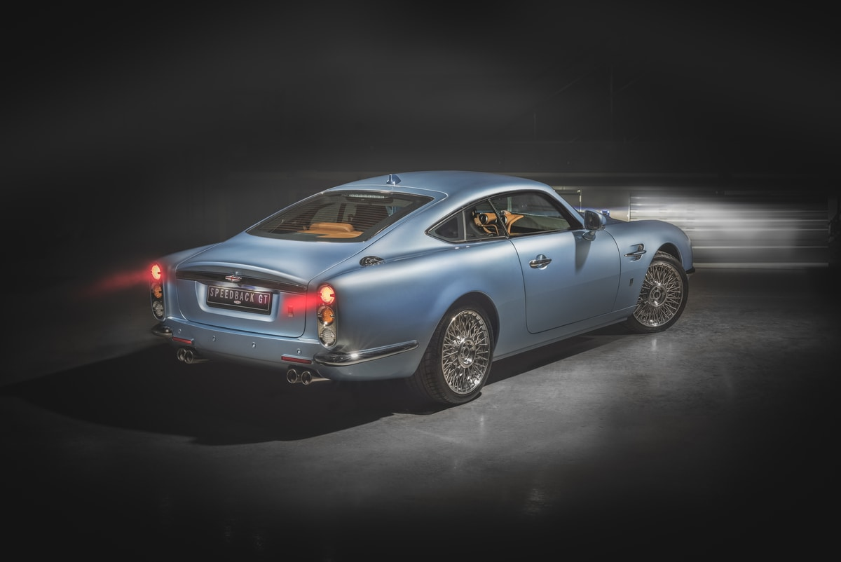2021 David Brown Automotive Speedback GT