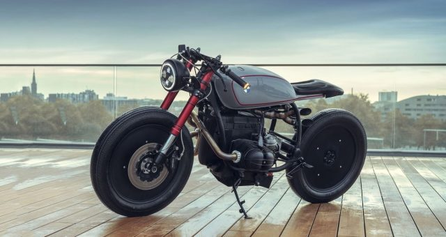 BMW R80 RT Cafe Racer by MOTO ADONIS