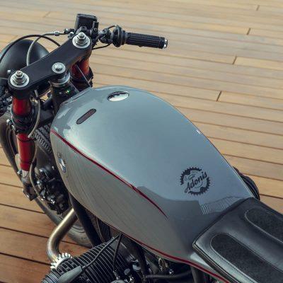 BMW R80 Cafe Racer Engine