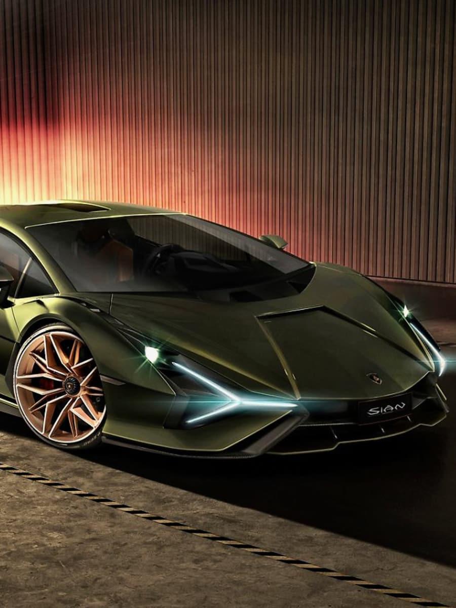 Lamborghini Xian FKP 37