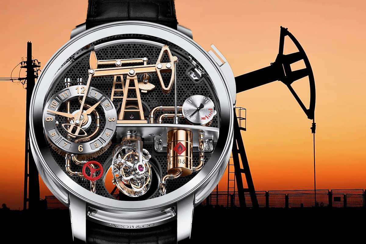 Oil Pump Watch Jacobs Co
