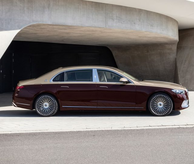 2022 Mercedes-Benz Maybach S-Class
