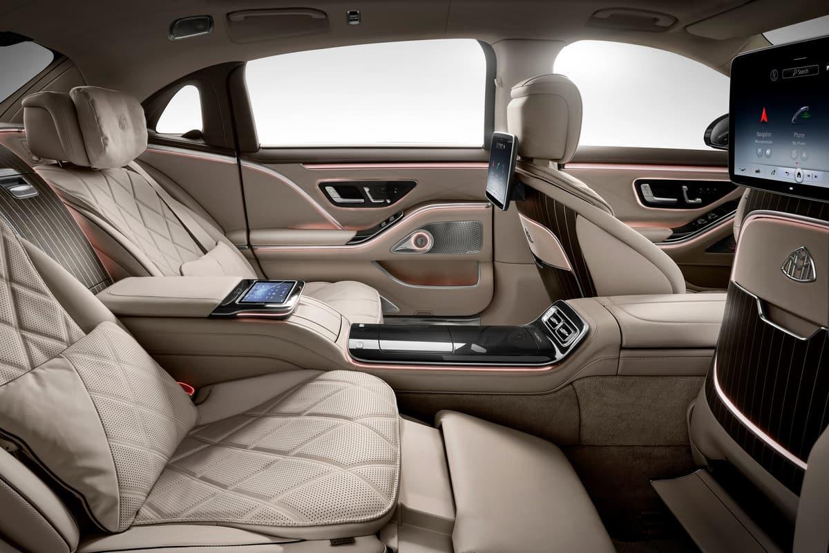 2022 Mercedes-Benz Maybach S-Class Interior