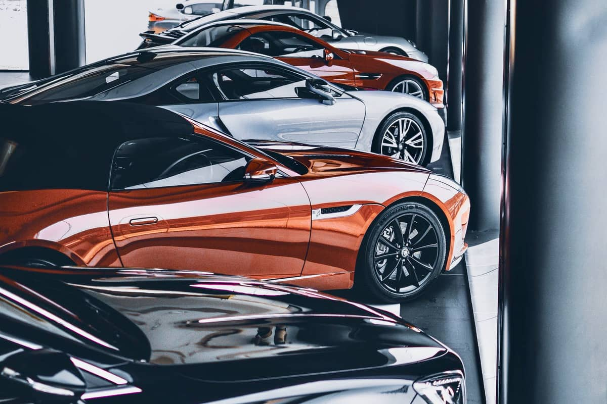 Luxury Cars to Buy in 2021